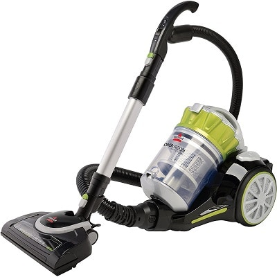 Bissell Powergroom Multicyclonic Bagless Canister Vacuum review
