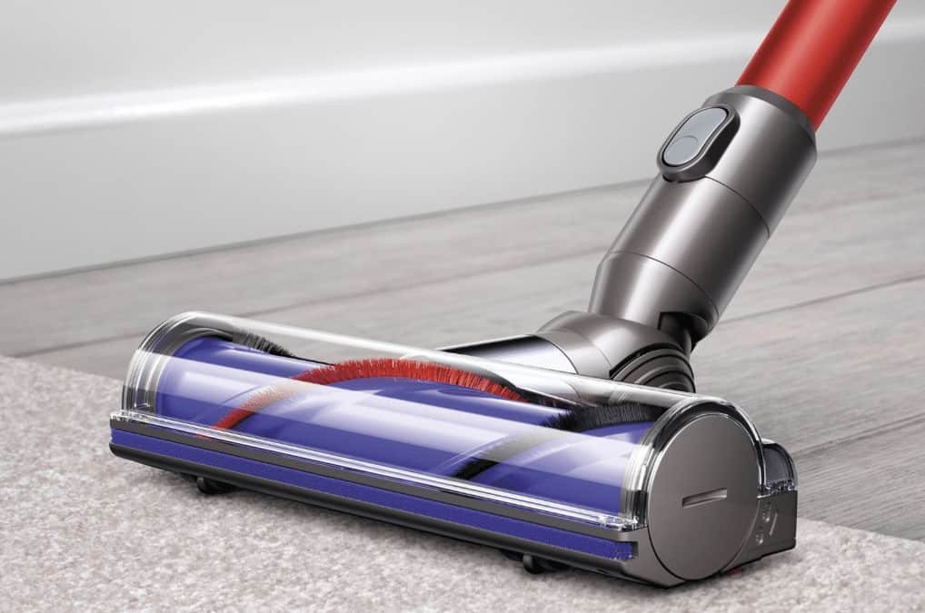 A Dyson V6 Series Vacuum Cleaner Review