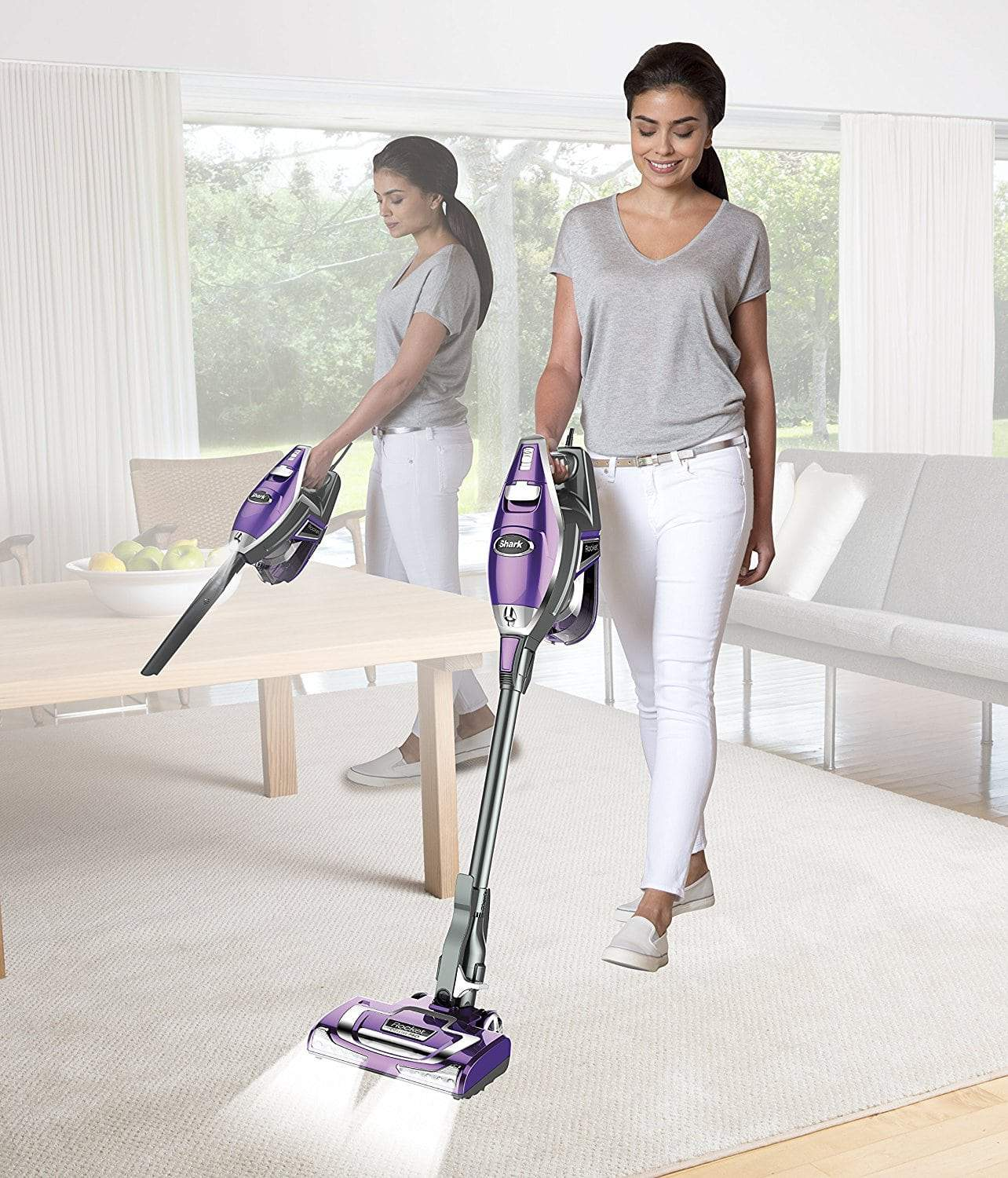 Our Shark Rocket Deluxe Pro Review: Vacuuming Made Easy