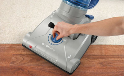 hoover uh20040 height adjustment