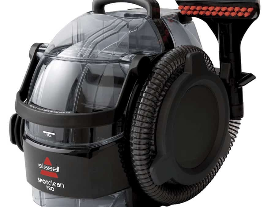 What Do You Need To Know About The Portable Bissell 3624 SpotClean?