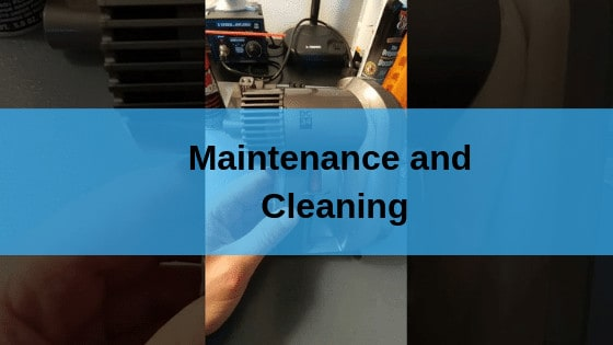 Maintenance and Cleaning