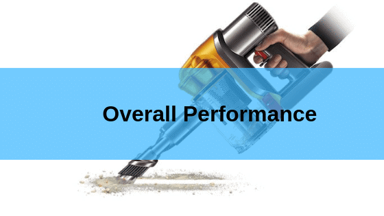 Overall Performances