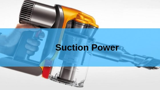 Suction Power